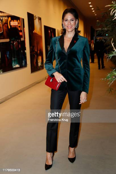 Jasmin Gerat during the 26th Opera Gala aftershow party at Deutsche Oper Berlin on November 2, 2019 in Berlin, Germany.