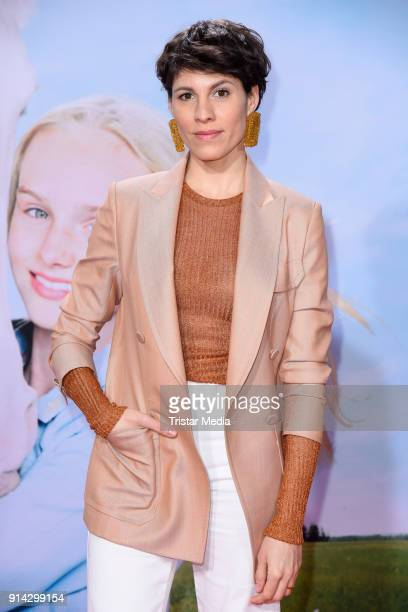 Jasmin Gerat during the premiere of 'Wendy 2 Freundschaft fuer immer' at Cinedom on February 4 2018 in Cologne Germany