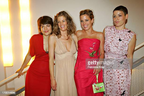 Jasmin Tabatabai Marie Bäumer Muriel Baumeister And Nicolette Krebitz In The Party After The 55th Ceremony Of The German Film Award in the Berlin...
