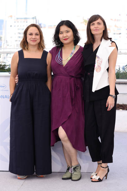 FRA: Directors Of Short Movies Photocall Photocall - The 74th Annual Cannes Film Festival