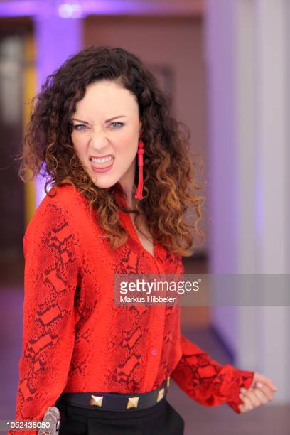 Jasmin Wagner attends the BREE Grand Opening Of New Haedquarters In Hamburg on October 17 2018 in Hamburg Germany