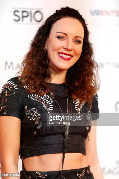 Jasmin Wagner attends the German Film Ball 2018 at Hotel Bayerischer Hof on January 20 2018 in Munich Germany