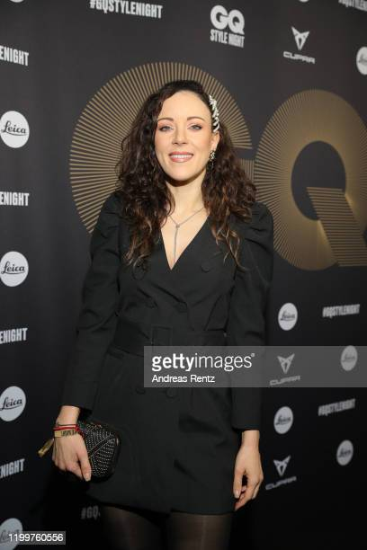 Jasmin Wagner attends the GQ Style Night during Berlin Fashion Week Autumn/Winter 2020 at BRICKS Berlin on January 15 2020 in Berlin Germany