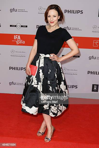 Jasmin Wagner attends the IFA 2014 Consumer Technology Trade Fair Opening Gala at Messe Berlin on September 4 2014 in Berlin Germany