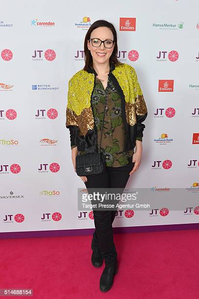 Jasmin Wagner attends the JT Touristik Celebrates ITB Party at Soho House on March 10 2016 in Berlin Germany