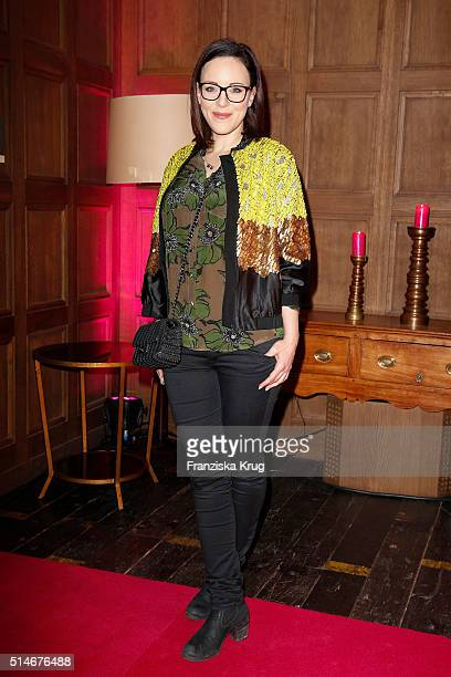 Jasmin Wagner attends the JT Touristik Celebrates ITB Party on March 10 2016 in Berlin Germany
