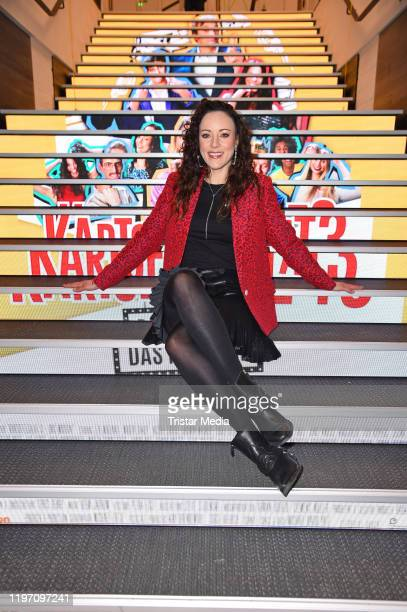 Jasmin Wagner during the special screening of Kartoffelsalat 3 Das Musical at YouTube Space on January 28 2020 in Berlin Germany