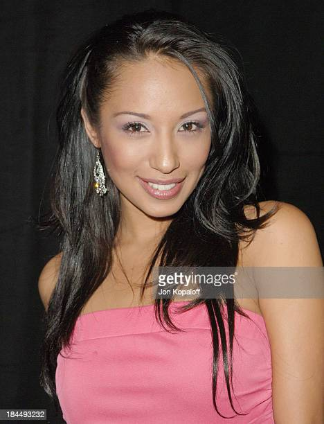 Jasmine Byrne during 2006 AVN Awards Arrivals and Backstage at The Venetian Hotel in Las Vegas Nevada United States