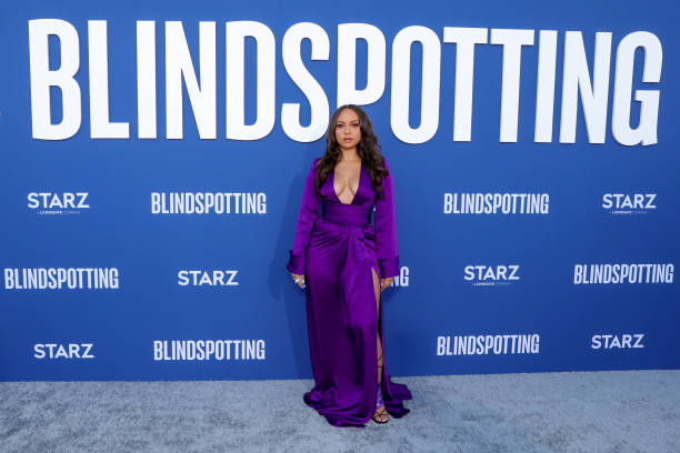 "CA: Los Angeles Red Carpet Premiere Of STARZ ""Blindspotting"""