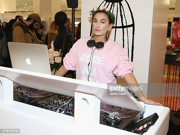 Birdcage Launch Party at Lord Taylor on April 7 2016 in New York City