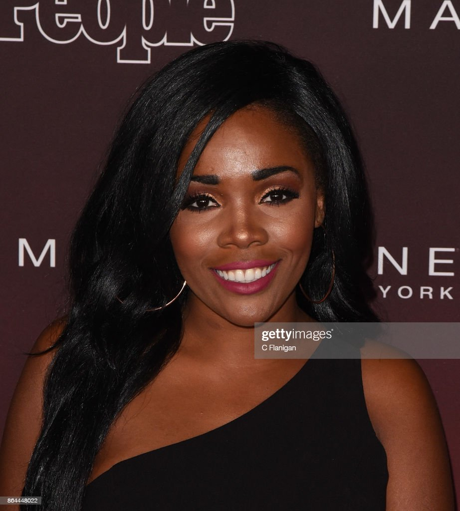 Jasmine Goode attends People's 'Ones to Watch' at NeueHouse Hollywood on October 4, 2017 in Los Angeles, California.