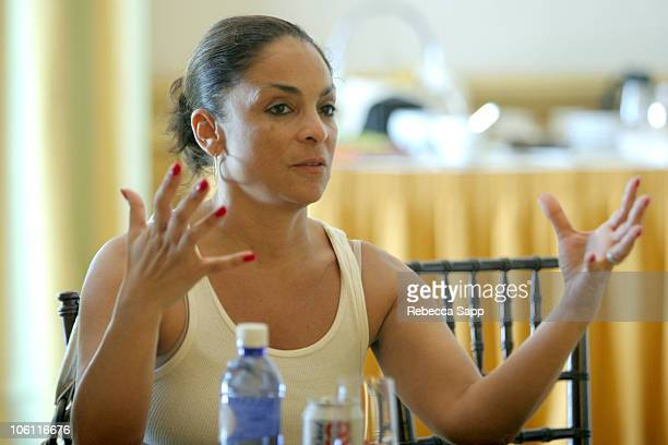 Jasmine Guy coexecutive director of the Turks and Caicos International Film Festival