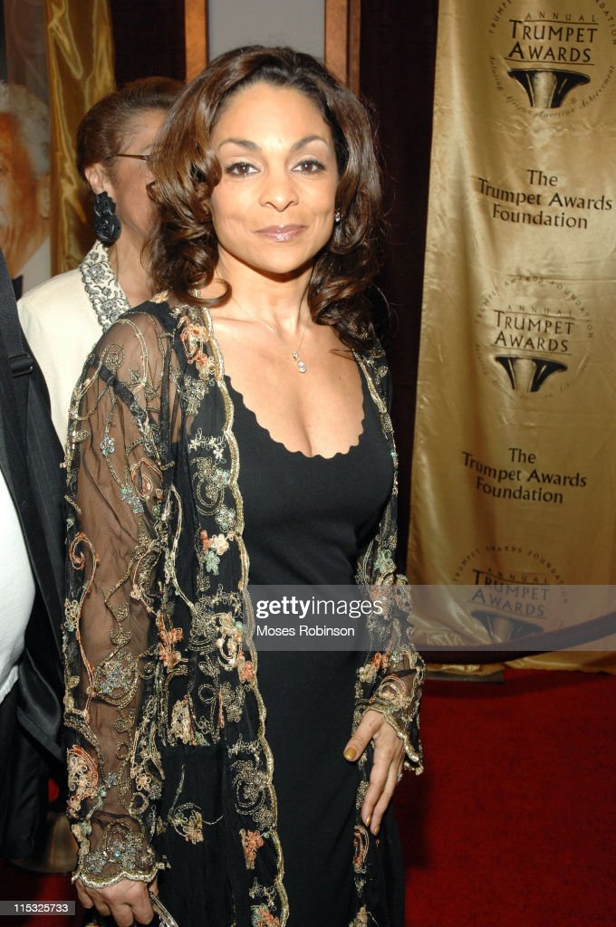 2007 Trumpet Awards - Red Carpet