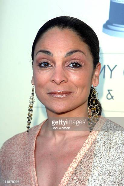 Jasmine Guy during 4th Annual BAFTA/LA Primetime Emmy Tea Party Arrivals at Park Hyatt Hotel in Century City California United States