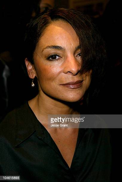 Jasmine Guy during Discovered Voices - An Evening of Readings From Scenes of New Plays at The Skirball Cultural Center and Museum in Los Angeles,...