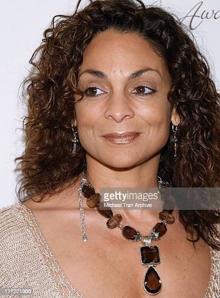 Jasmine Guy during Girlz in the Hood Luncheon Celebrating Women of Achievement Awards to Benefit A Place Called Home at Beverly Hills Hotel in...