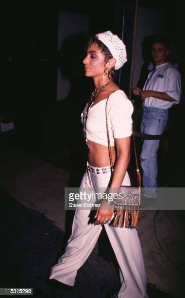 Jasmine Guy during Jasmine Guy at Palladium 1994 at Palladium in New York City New York United States