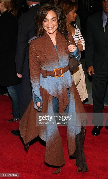 Jasmine Guy during Lionsgate Presents Madea's Family Reunion Los Angeles Premiere Arrivals at Cinerama Dome in Los Angeles California United States