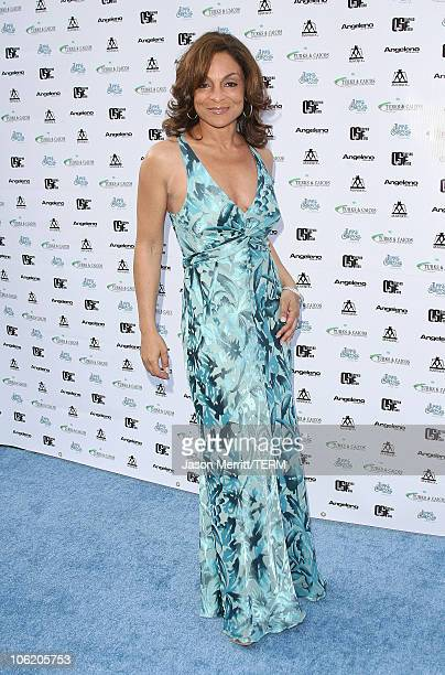 Jasmine Guy during Turks Caicos International Film Festival Los Angeles Launch at The Hollywood Post in Hollywood California United States