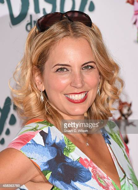 Jasmine Harman arrives for the world premiere of new Nick Jr series Digby Dragon launching on Monday 4th July at 430pm at The Conservatory Barbican...