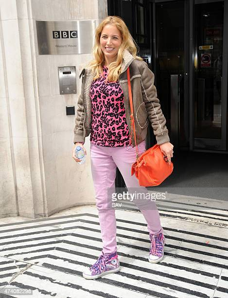 Jasmine Harman at BBC Radio on May 20 2015 in London England