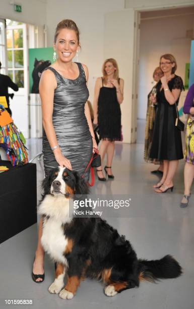 Jasmine Harman attends the Dogs Trust Honours Awards at Jasmine Studios on June 3 2010 in London England