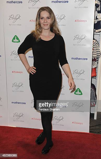 Jasmine Harman attends the Mothercare VIP Christmas party at the newly refurbished Oxford Street Store at Mothercare Oxford Street on November 28...