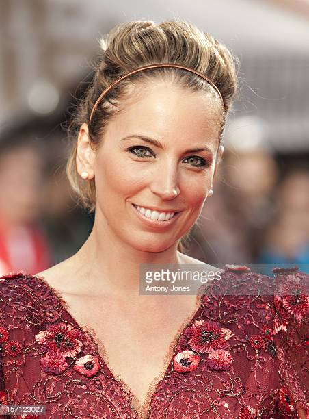 Jasmine Harman Attends The Uk Film Premiere Of The Karate Kid At Odeon Leicester Square On July 15 2010 In London England
