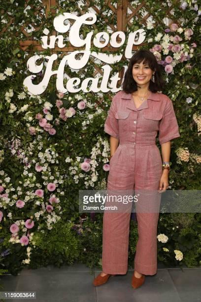 Jasmine Hemsley at In goop Health London 2019 on June 29 2019 in London England