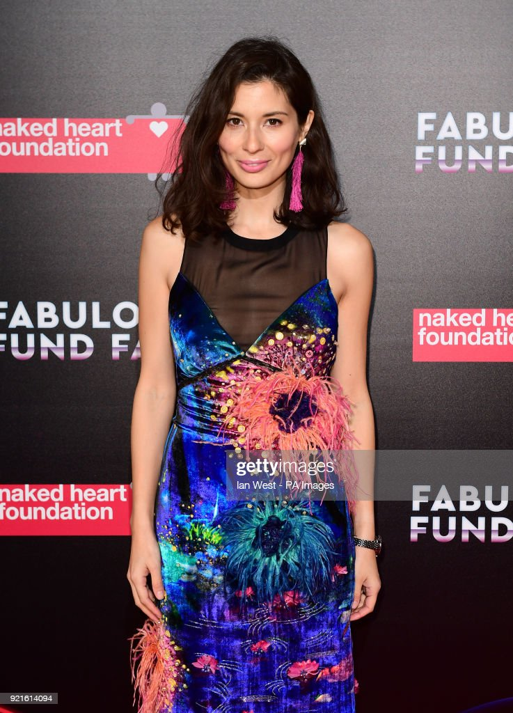 Jasmine Hemsley attending the Naked Heart Foundation Fabulous Fun dFair held at The Roundhouse in Chalk Farm, London.