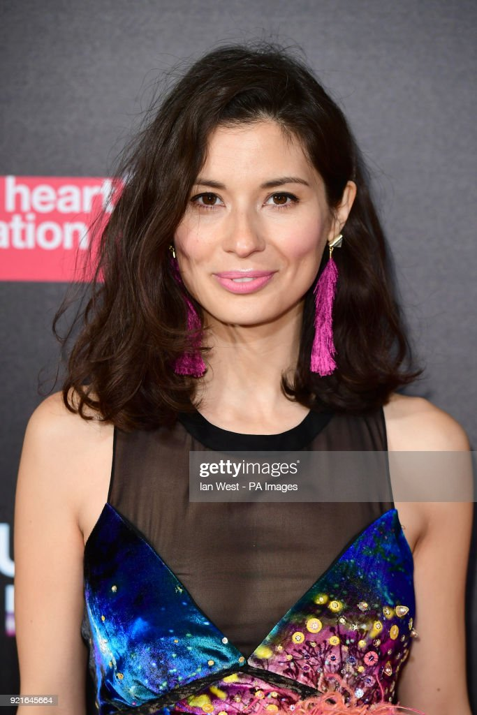 Jasmine Hemsley attending the Naked Heart Foundation Fabulous Fun dFair held at The Roundhouse in Chalk Farm, London. PRESS ASSOCIATION Photo. Picture date: Tuesday February 20, 2018. Photo credit should read: Ian West/PA Wire.