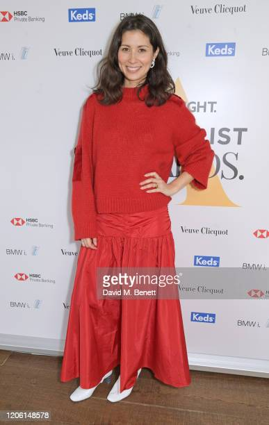 Jasmine Hemsley attends AllBright's inaugural BrightList Awards 2020 at all-female members club The AllBright Mayfair on March 9, 2020 in London,...
