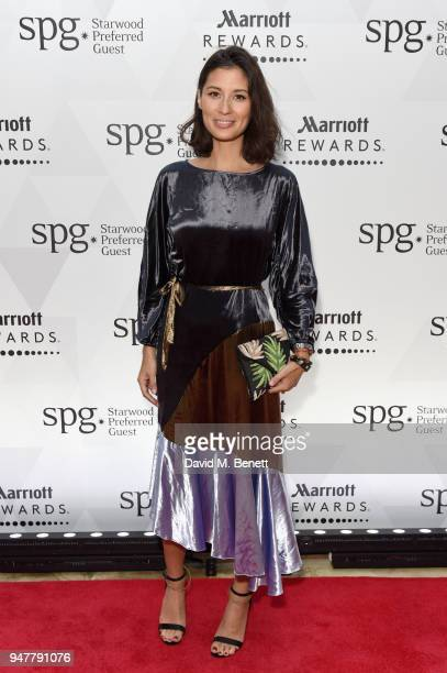 Jasmine Hemsley attends as Marriott International celebrates worldclass loyalty programme with event including exclusive performance from Rag'n'Bone...