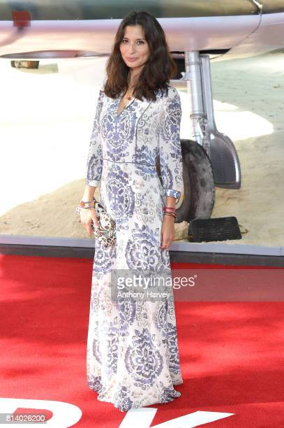 Jasmine Hemsley attends the 'Dunkirk' World Premiere at Odeon Leicester Square on July 13 2017 in London England