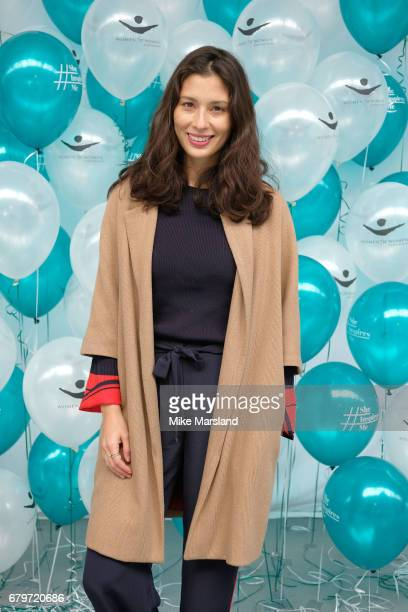 Jasmine Hemsley attends the Women for Women International #SheInspiresMe car boot sale at Brewer Street Car Park on May 6 2017 in London England