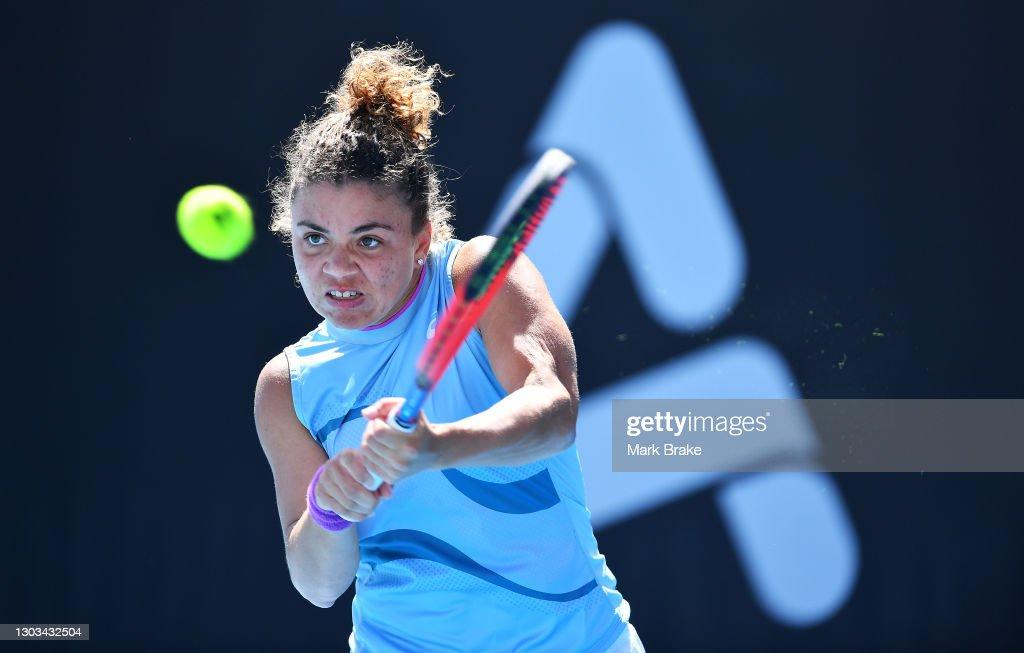 Adelaide International WTA 500 - Day 1 : News Photo