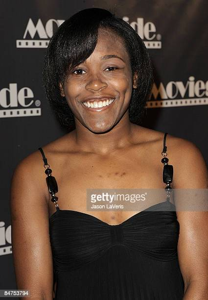 Jasmine Plummer attends the 17th annual Movieguide faith and values award gala at the Beverly Hilton Hotel on february 11 2009 in Bevely Hills...