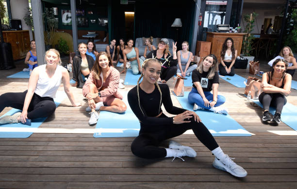 CA: Tone It Up – The Best by Jasmine Sanders Launch – Workout