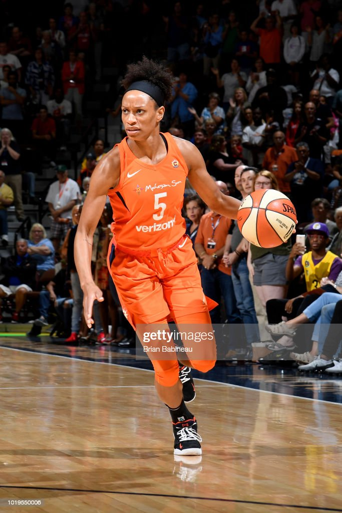 Los Angeles Sparks v Connecticut Sun