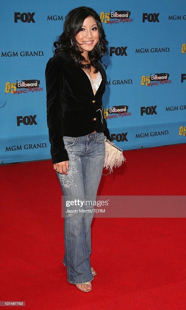 Jasmine Trias during 2005 Billboard Music Awards - Arrivals at MGM Grand in Las Vegas, Nevada, United States.