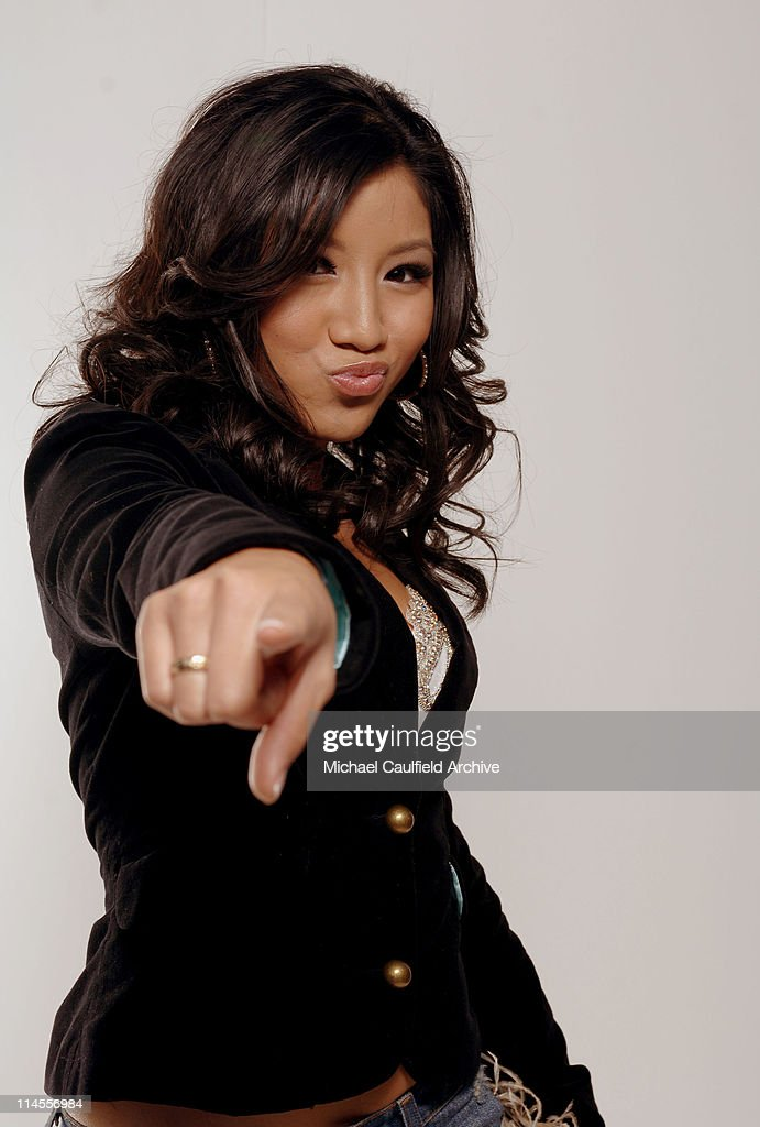 Jasmine Trias during 2005 Billboard Music Awards - Red Carpet Portraits at MGM Grand in Las Vegas, Nevada, United States.