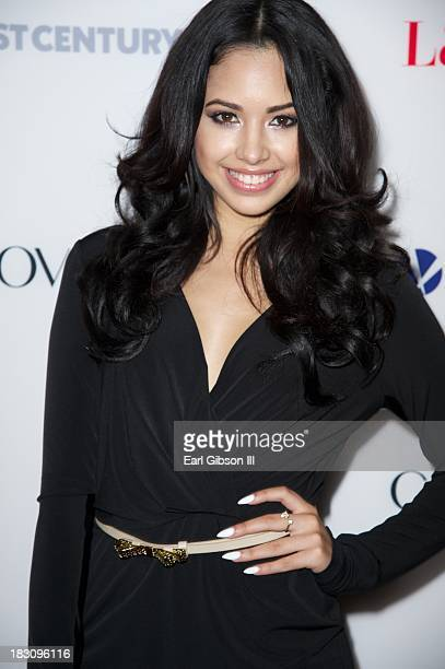 """Jasmine Villegas attends the Latina Magazine """"Hollywood Hot List"""" Party at The Redbury Hotel on October 3, 2013 in Hollywood, California."""