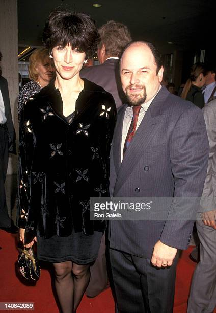 Jason Alexander and Daena Title at the Opening Night of 'Ragtime' Shubert Theatre Century City