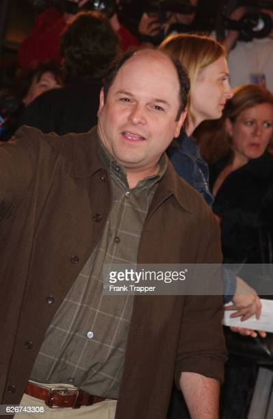 """Jason Alexander arrives at the premiere screening of """"Shallow Hal."""""""