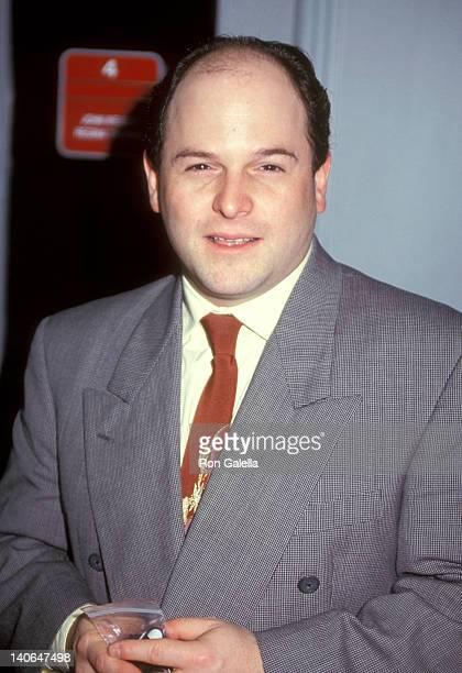 Jason Alexander at the 1993 National Association of Television Program Executives Convention, Moscone Convention Center, San Francisco.