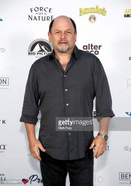 Jason Alexander attends a Special DriveIn Screening of KISS THE GROUND available on Netflix September 22 2020