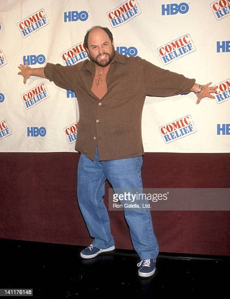 Jason Alexander attends Comic Relief VIII Benefit on June 14 1998 at Radio City Music Hall in New York City