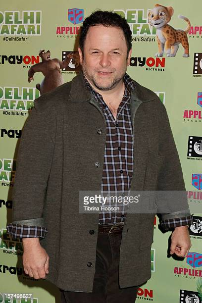 Jason Alexander attends the Delhi Safari Los Angeles premiere at Pacific Theatre at The Grove on December 3 2012 in Los Angeles California