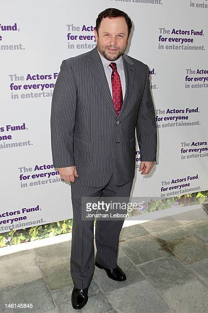 Jason Alexander attends the The Actors Fund's 16th Annual Tony Awards Viewing Party Honoring Jason Alexander at Skirball Cultural Center on June 10...