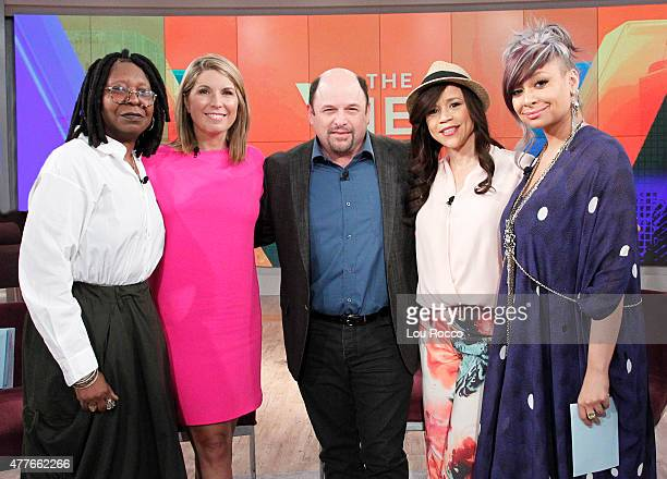THE VIEW Jason Alexander is a guest on THE VIEW 6/18/15 airing on the Walt Disney Television via Getty Images Television Network
